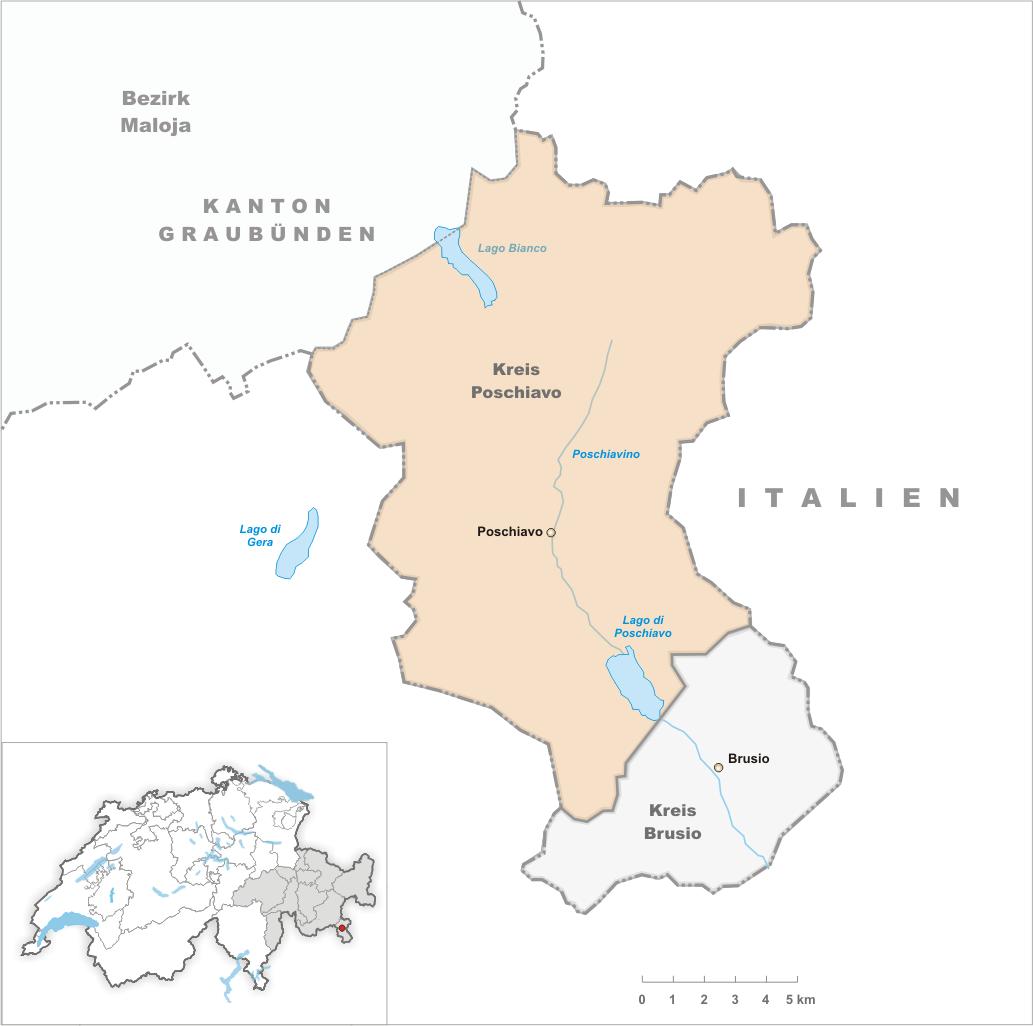 politische Gemeinde Poschiavo