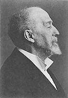 English: Photo of the architect Otto Wagner.