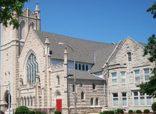 File:St. John's United Methodist Church (Davenport, Iowa ...