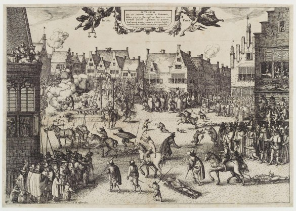 hanged, drawn and quartered