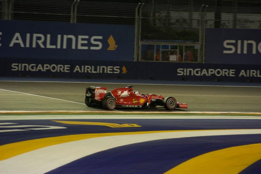 Bildresultat för singapore airlines formula 1