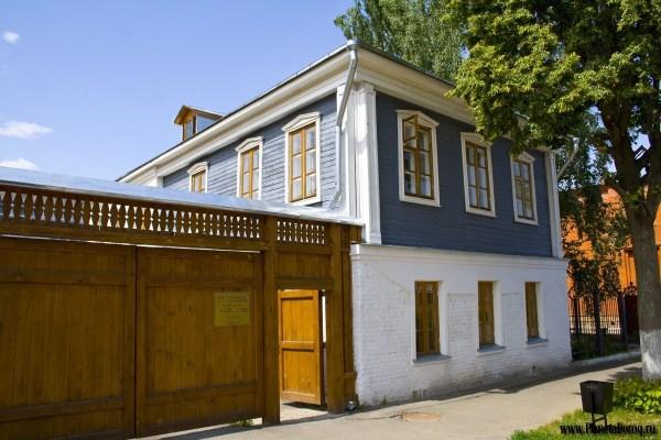 Дом-музей Голубкиной — Википедия
