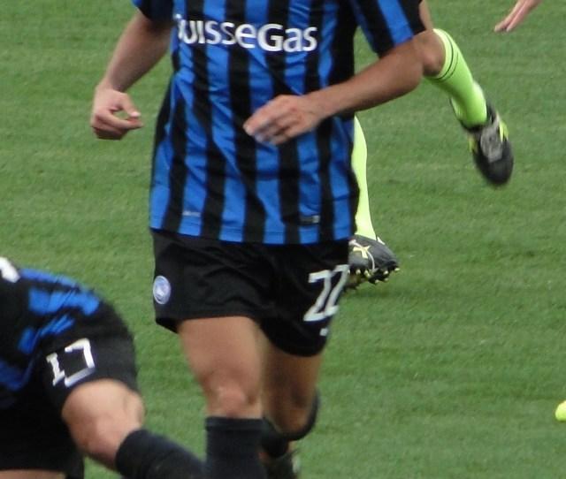Zappacosta Playing For Atalanta In