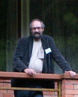 Sergei Anatolyevich Starostin (Сергей Старости...
