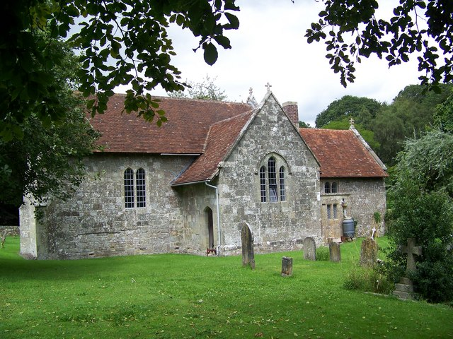 The Church of St James, Ansty.