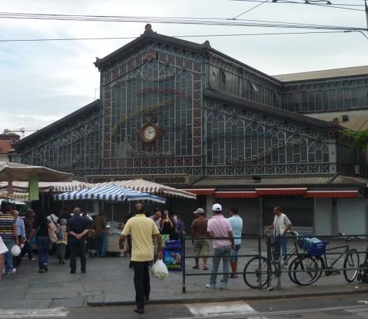 Porta Palazzo (Pòrta Pila), Torino