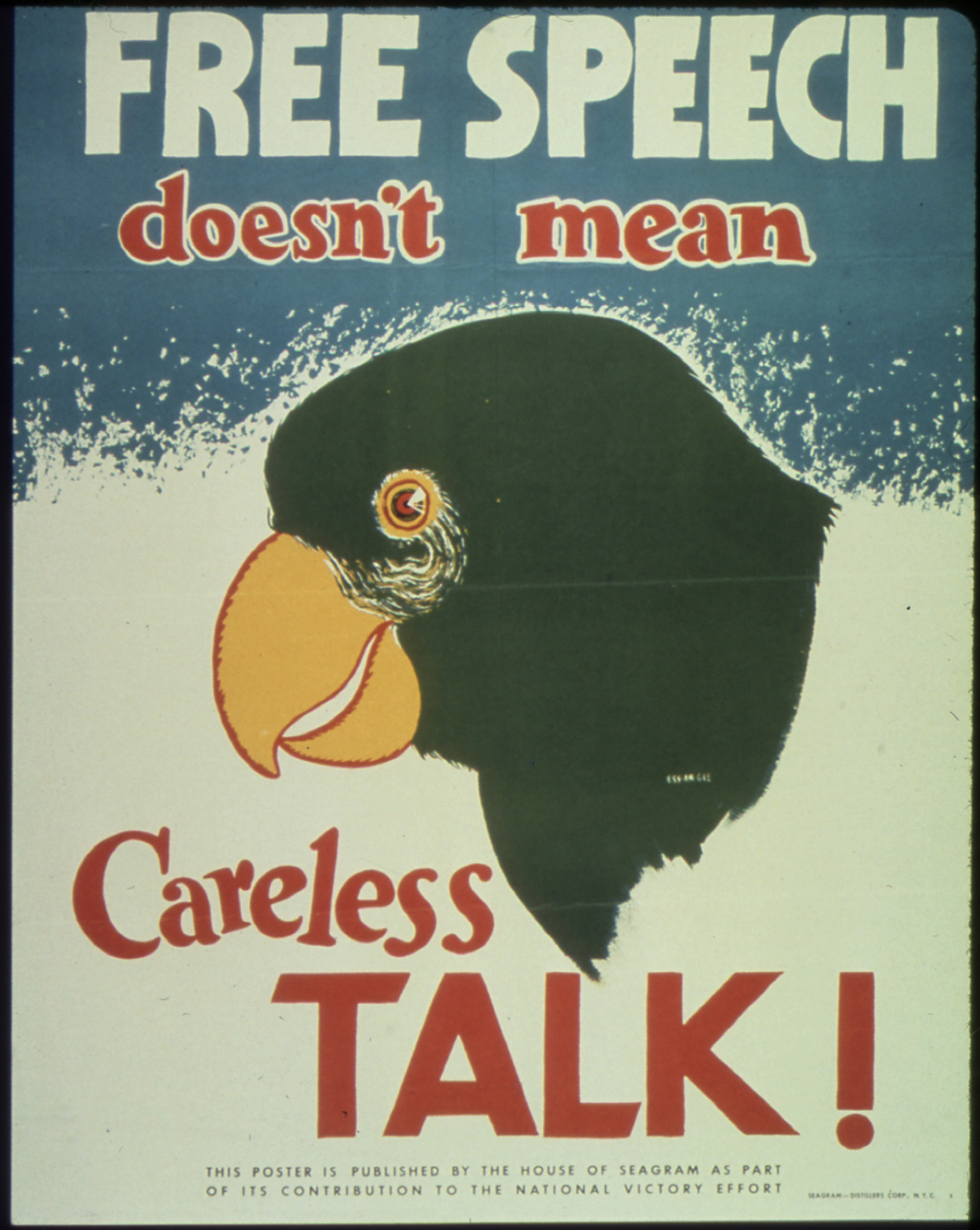 Just Because You Can Say It Doesn't Mean... (By Unknown or not provided (U.S. National Archives and Records Administration) [Public domain], via Wikimedia Commons)