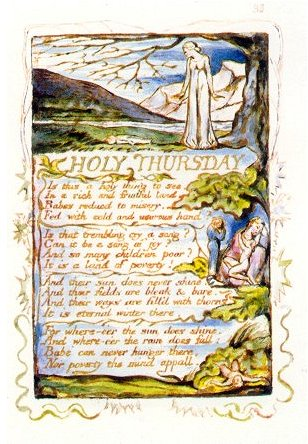 william blake war poems