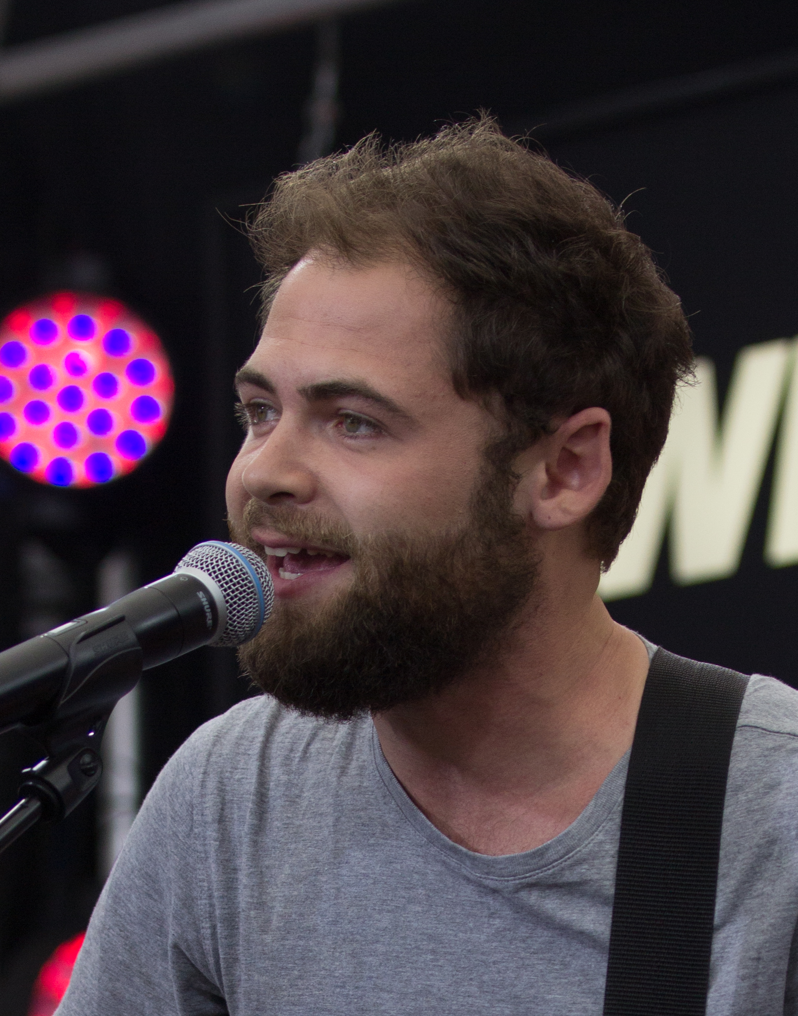 Passenger at the SWR3 New Pop Festival in Baden-Baden 2013