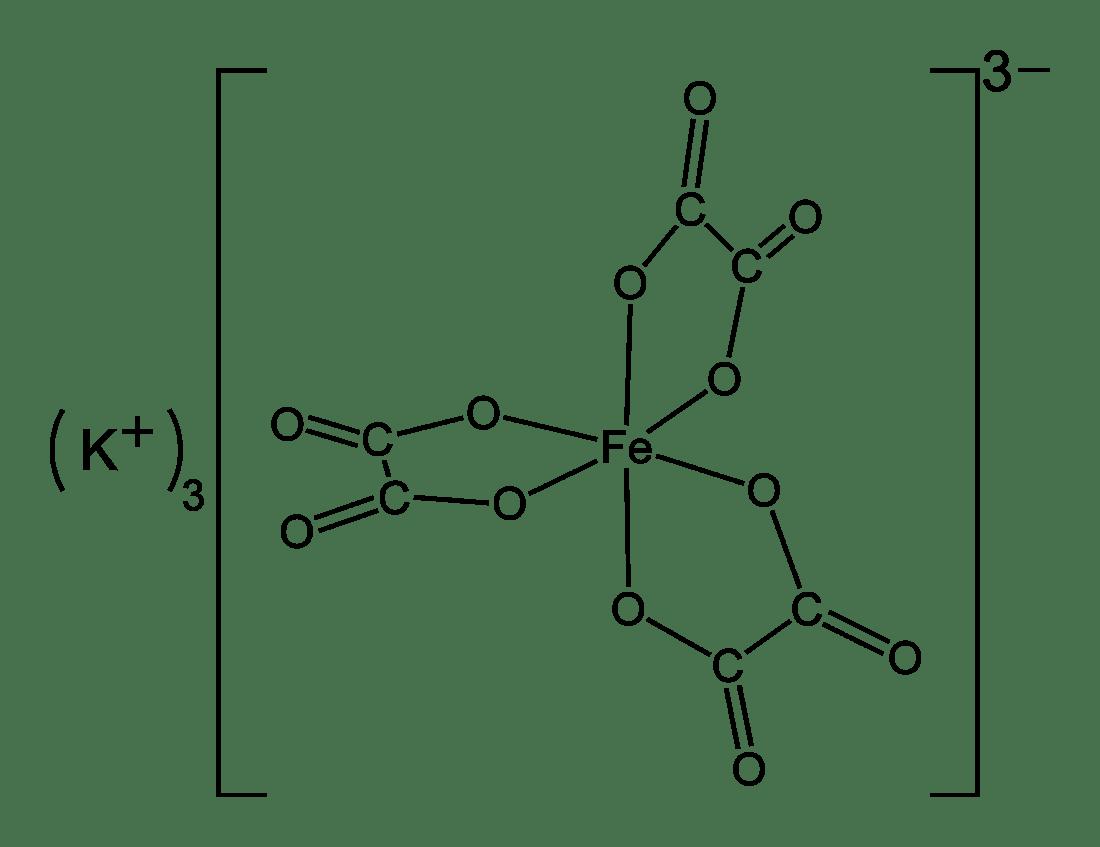 File Potassium Ferrioxalate 2d