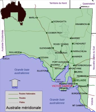 visiter australie méridionale