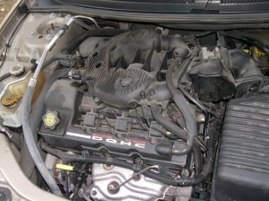 2004 dodge intrepid, 6 cylinder, is skipping obd2 says