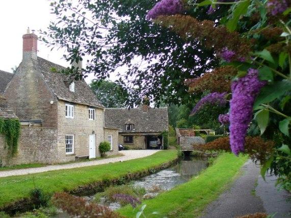 Ashton Keynes, Church Lane