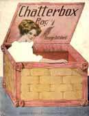 English: Chatterbox Rag, 1910 Français : Chatt...