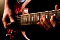lezioni professionali di chitarra elettrica