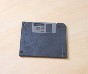 diskette 1.44 MB