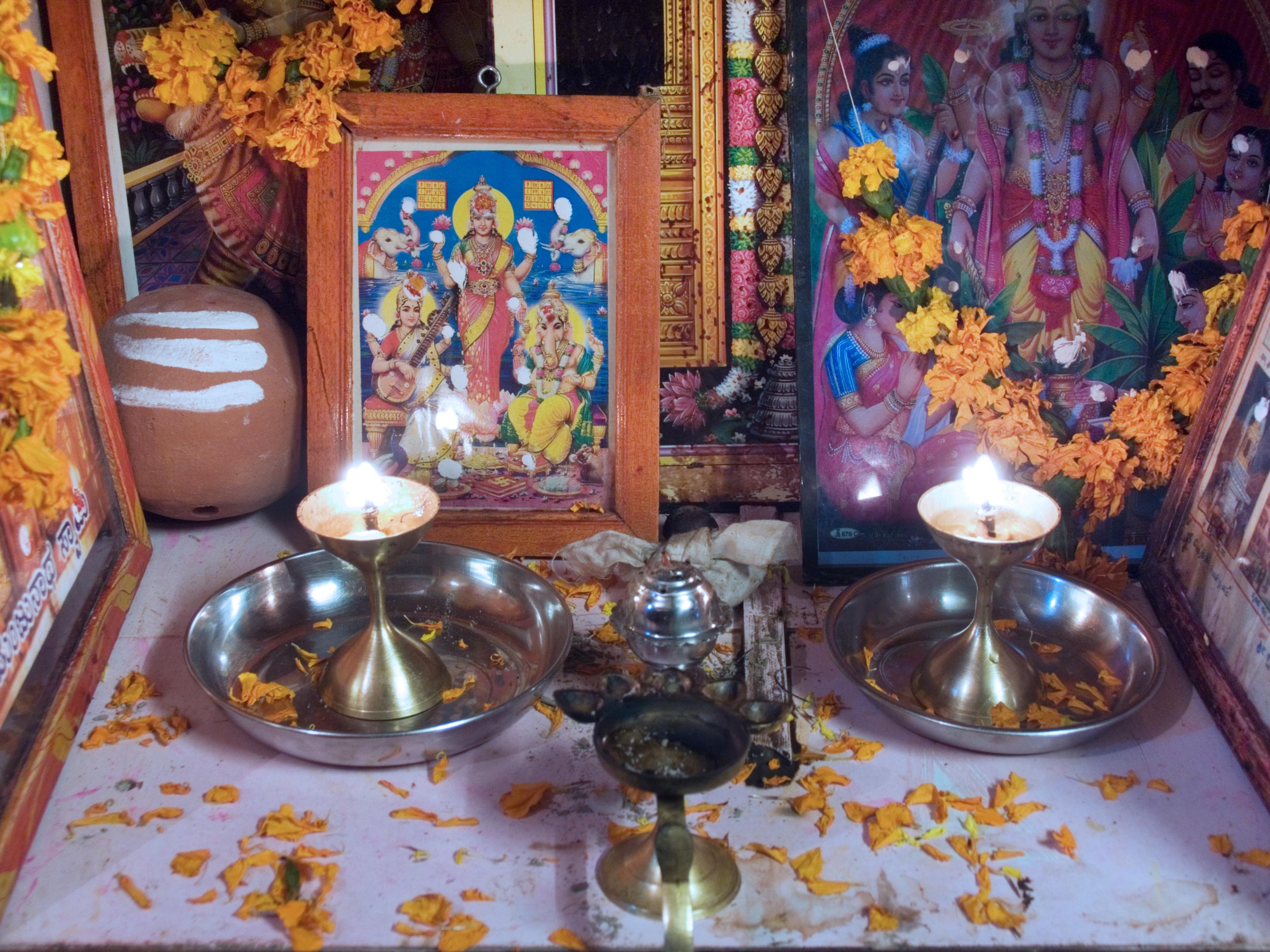 Best Kitchen Gallery: Hinduism Societal Impact World Religions Museum of Hindu Altar At Home on rachelxblog.com
