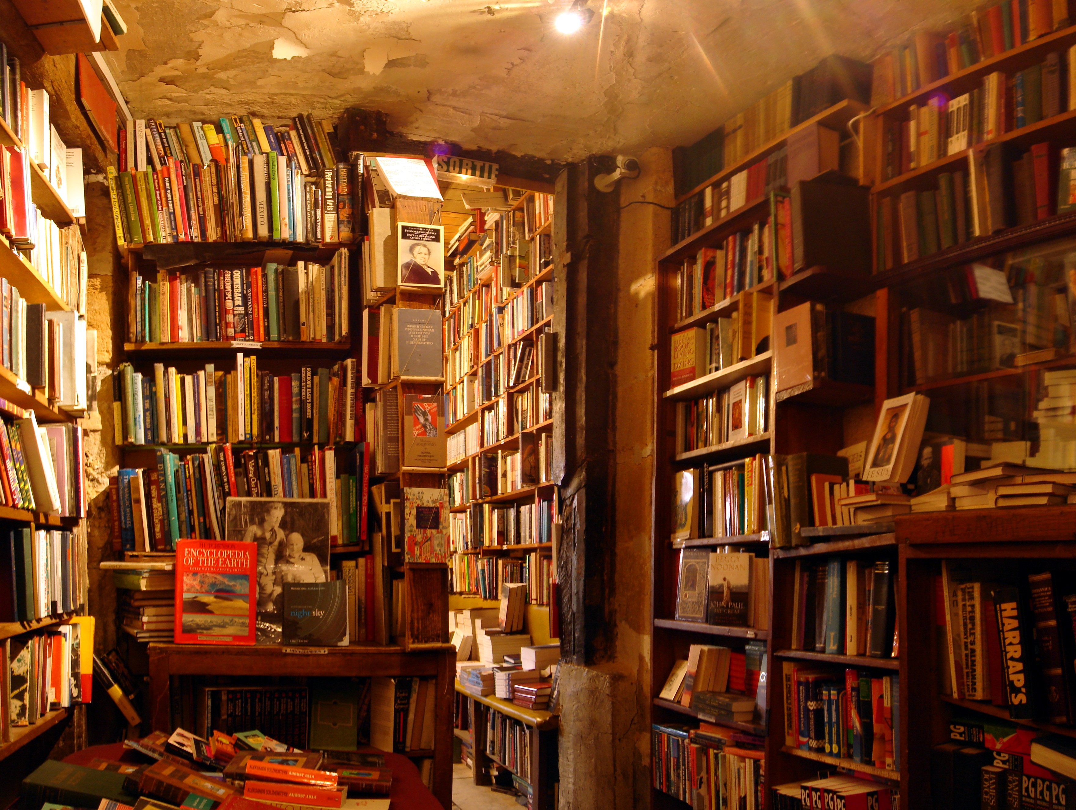 shakespeare and company, famous bookshop in paris, before midnight movie, cool places in paris