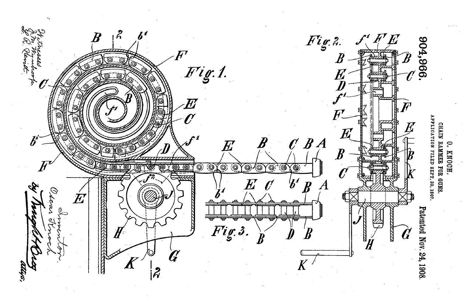 Rigid Chain Actuator
