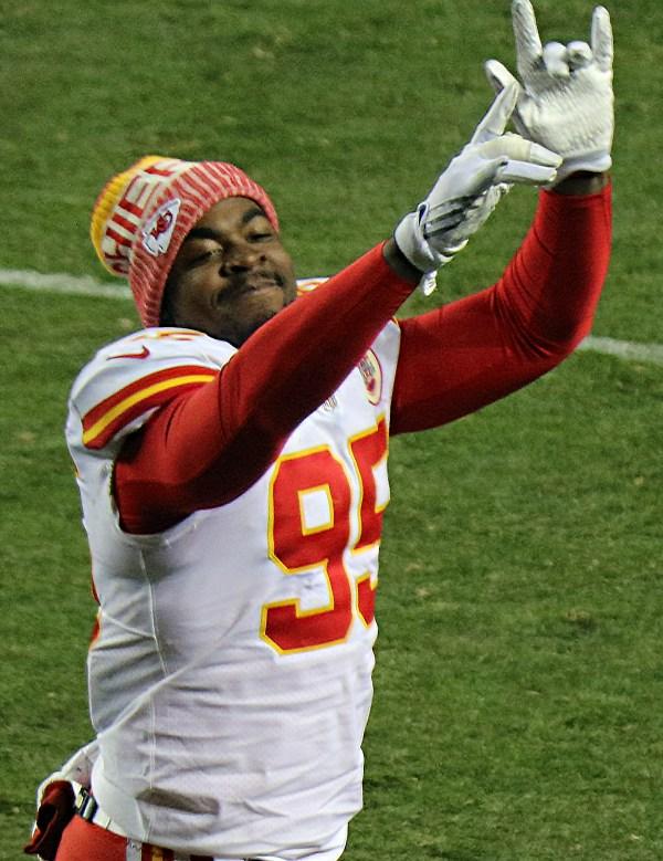 File:Chris Jones (defensive tackle, born 1994).JPG - Wikipedia