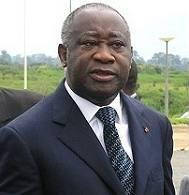 Ivorian President Laurent Gbagbo, 2007