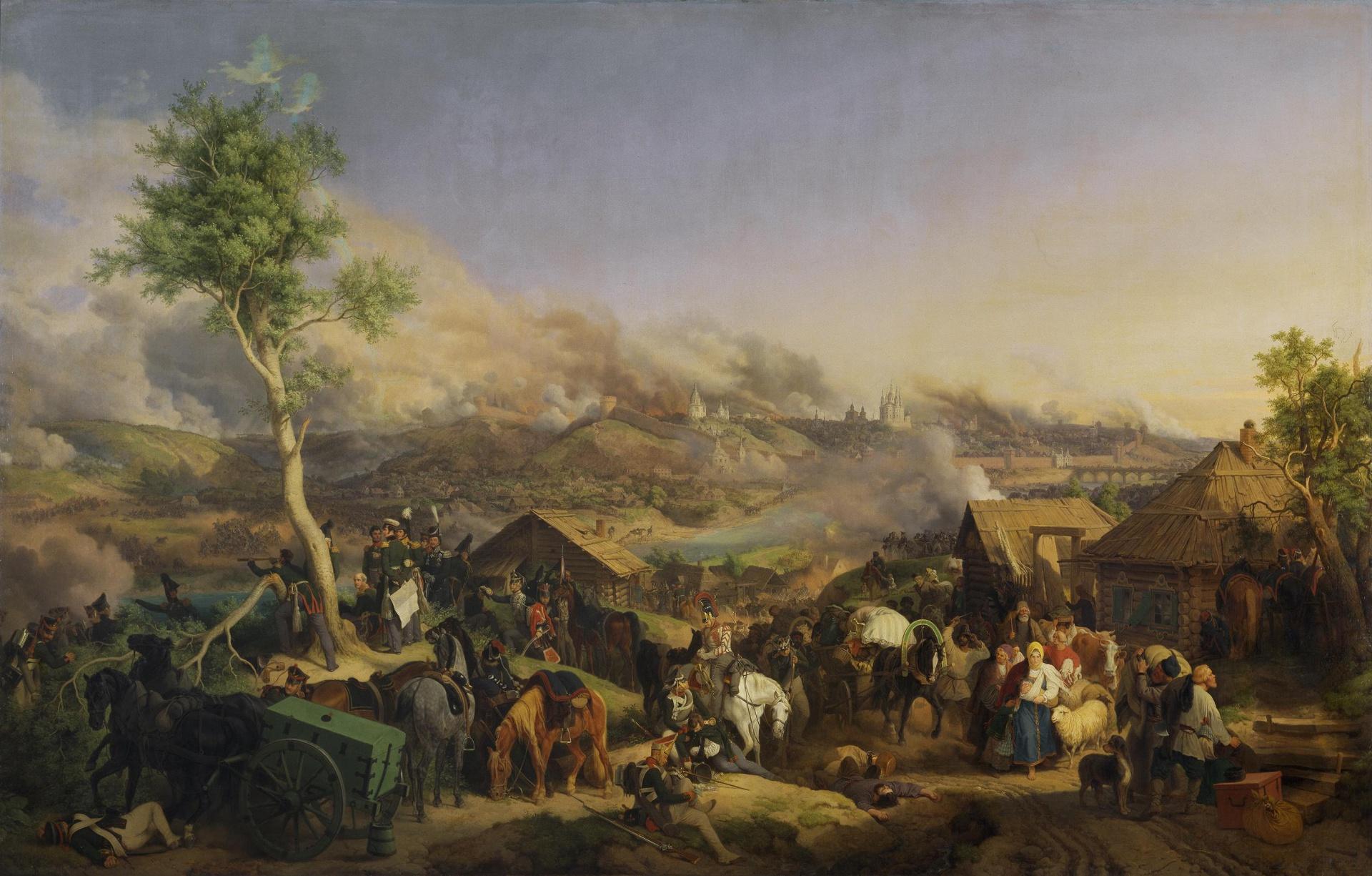 Battle Of Smolensk