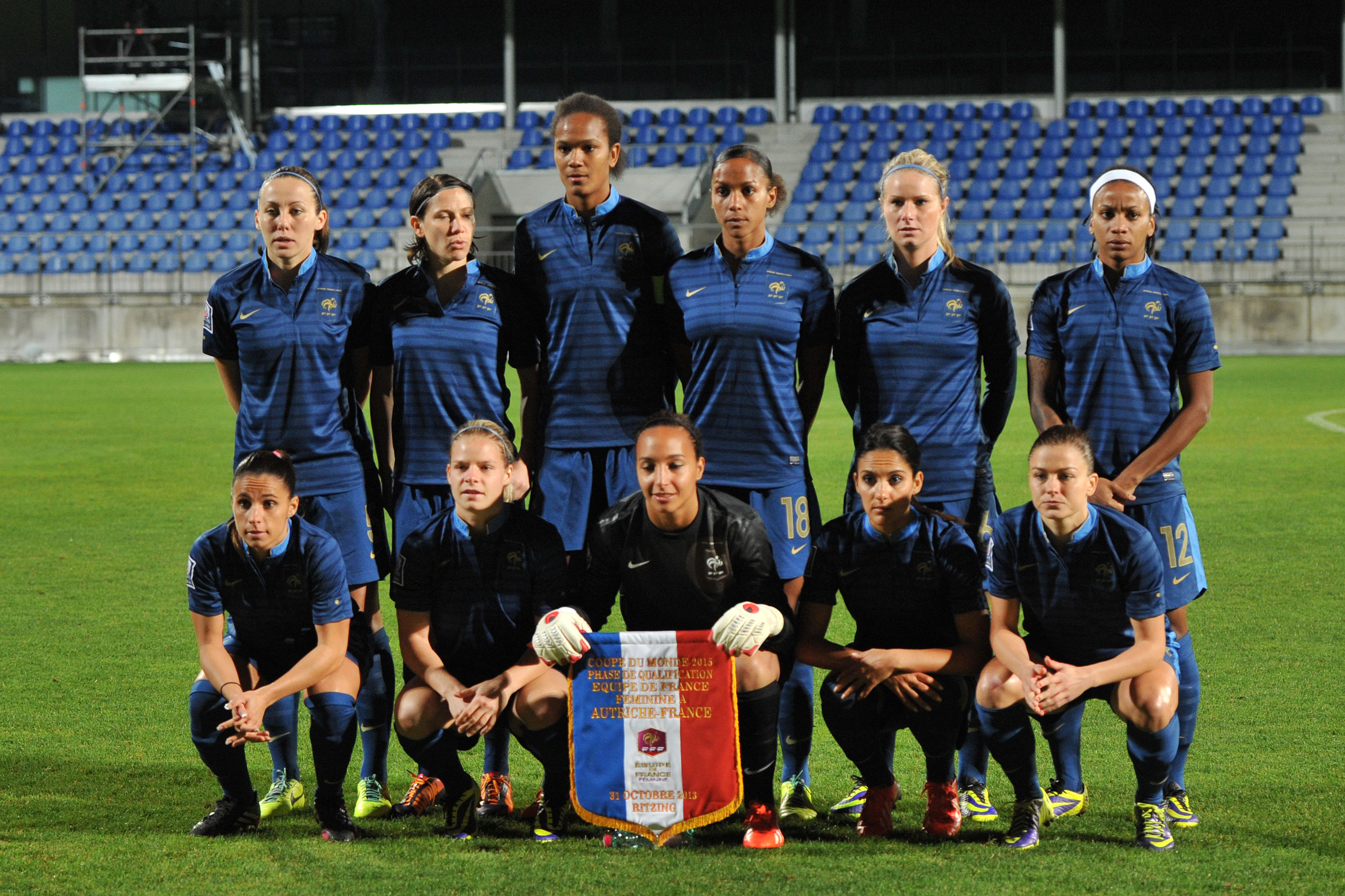 National women's soccer team position: France Women S National Football Team Simple English Wikipedia The Free Encyclopedia