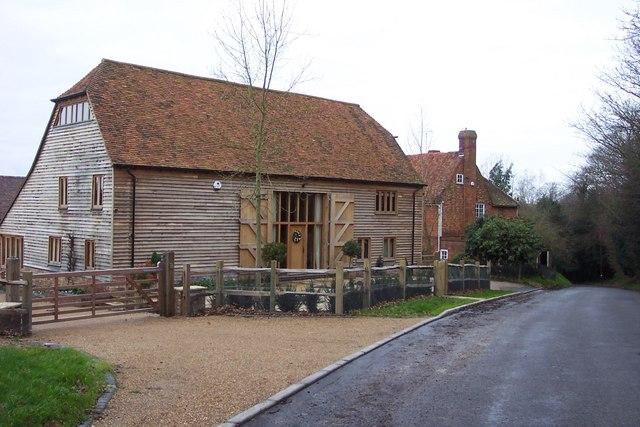 Farmhouse In