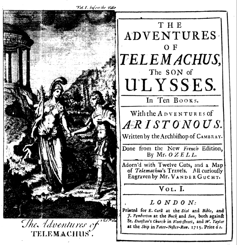 Adventures of Telemachus