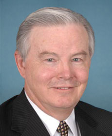 Republican Representative Joe Barton of Texas