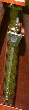 metronome, Seth Thomas model