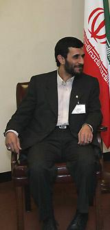 Mahmoud Ahmedinejad
