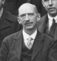 British Nobel Prize winning phyicist, meteorologist and Inventor, Charles Thomson Rees Wilson