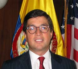 Colombian diplomat and former minister of econ...