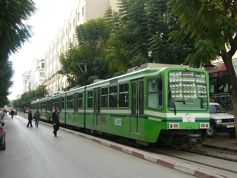 Mtro Lger De Tunis Wikipedia
