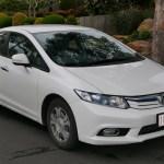 Honda Civic Hybrid Wikipedia