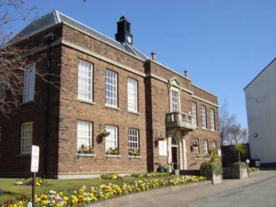 Prescot Register Office.
