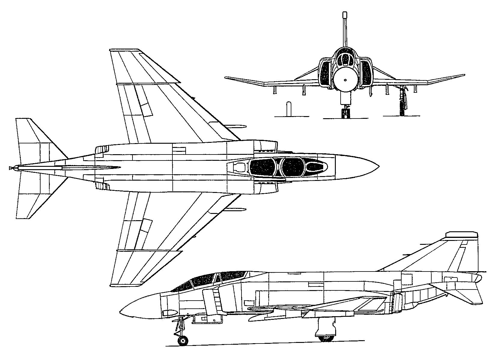 File Uk F 4 Phantom 3 View