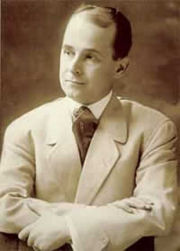 Photo of Winsor McCay, c. 1906