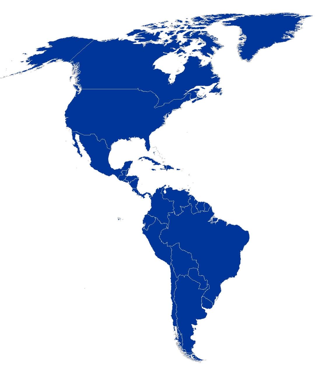 File America Map
