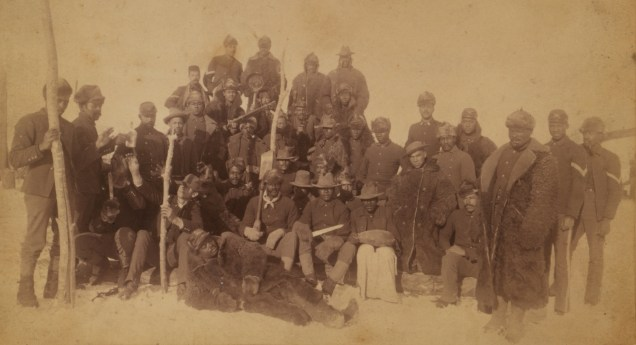 Image result for buffalo soldier