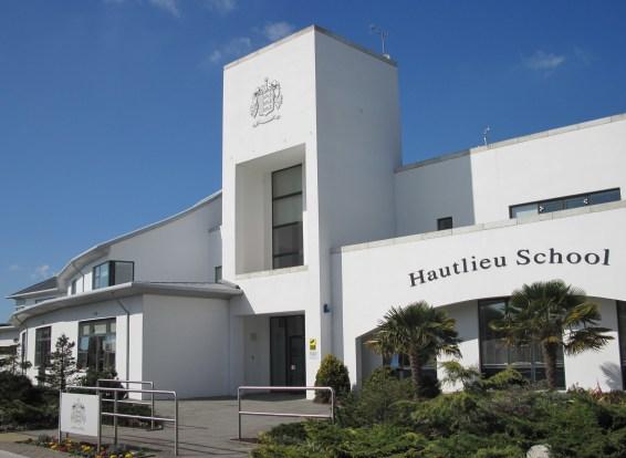Image result for Hautlieu School jersey