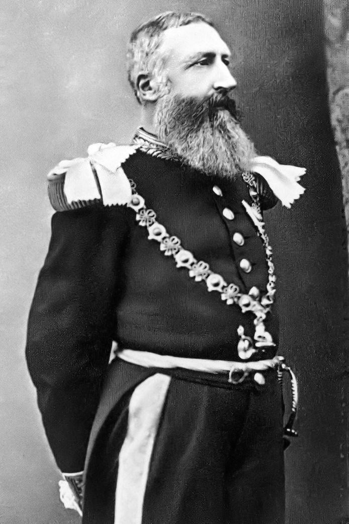 Leopold II, king of the Belgians