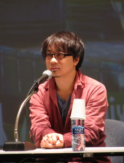 The director Mr. Makoto Shinkai is from Nagano prefecture.