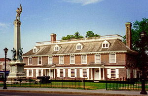 English: Philipse Manor Hall State Historic Site.