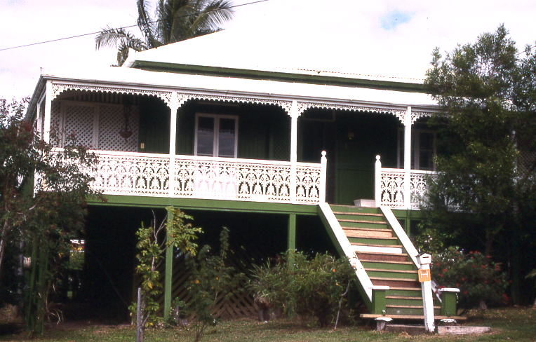 Queensland Filigree Bungalow