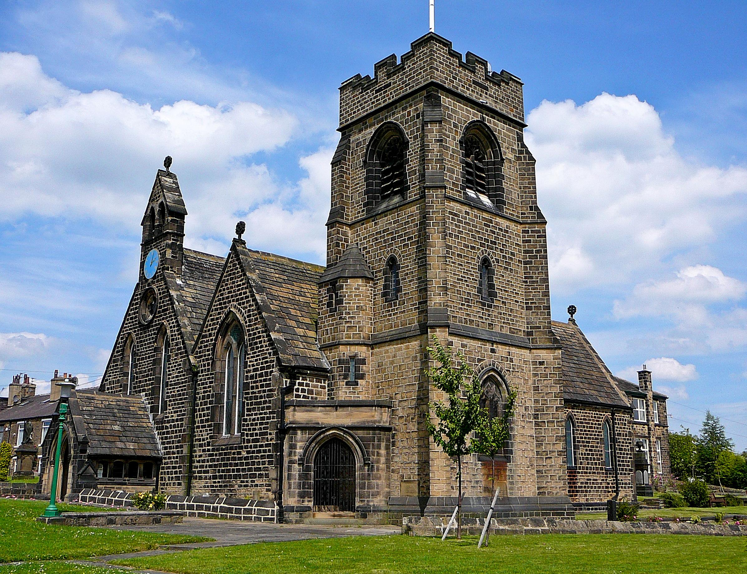 File:Baildon Parish Church (2639091161).jpg - Wikimedia Commons