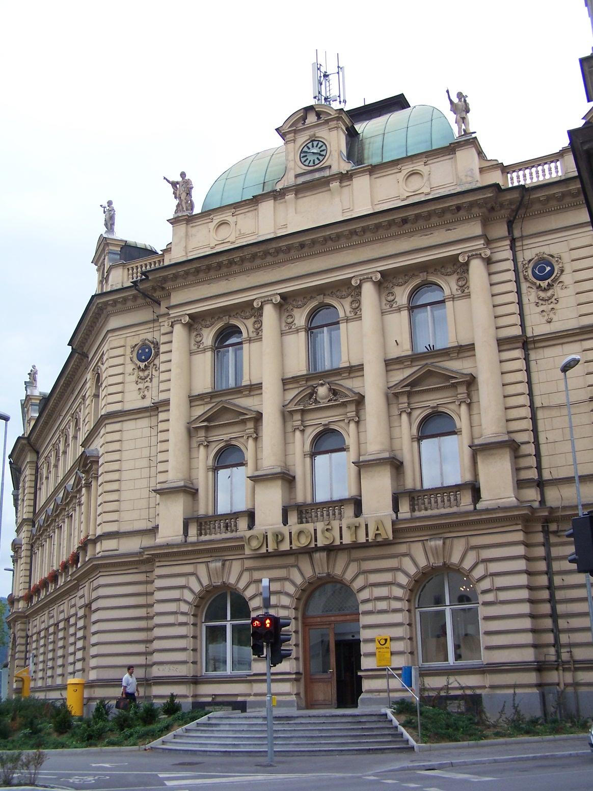 Celje Post Office Wikipedia