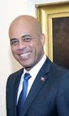 English: President of Haiti