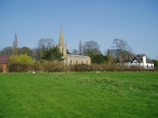 Photo of Stone Church & School